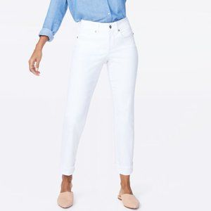 """NYDJ Marilyn Straight Ankle Jeans With 2"""" Cuff NWT"""